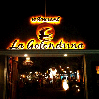 Restaurante La Golondrina