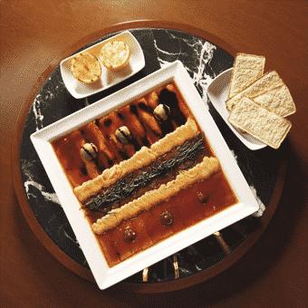 restaurante en masaryk