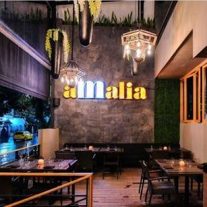Amalia Gusto & Grill Reservaciones reservandonos App
