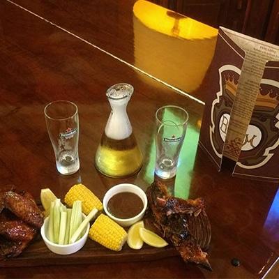 Bar Mancera Restaurante CDMX