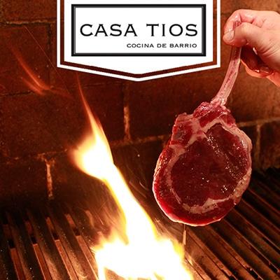 Casa Tíos Restaurante Bar CDMX Reservas