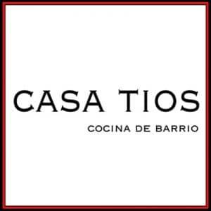 Casa Tíos Restaurante Bar Lomas de Chapultepec CDMX