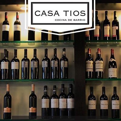 Casa Tíos Restaurante y Bar CDMX