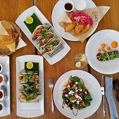 Cinco Playa del Carmen reservandonos App Restaurante Reservas