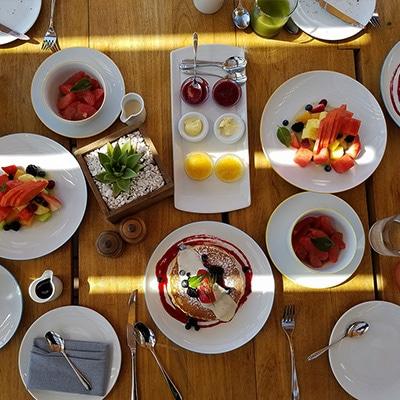 Cinco Playa del Carmen reservandonos App Restaurante