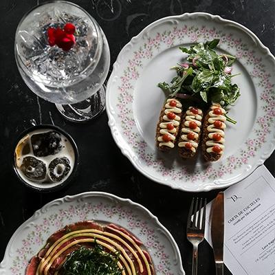 Dietrich Roma Restaurante reservandonos App