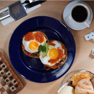 El Ocho Condesa Restaurante Café Recreativo
