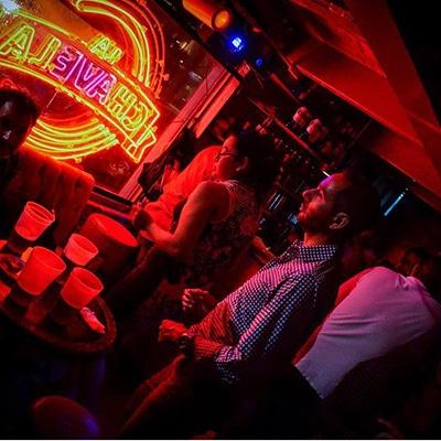 La Chavela Insurgentes Sur Bar