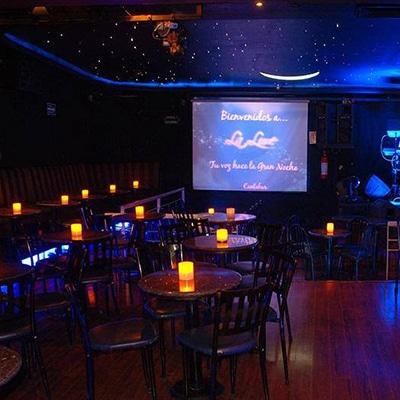 La Lune Polanco Bar Canta Bar reservandonos