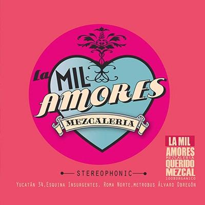 La Mil Amores reservandonos App CDMX Reservas