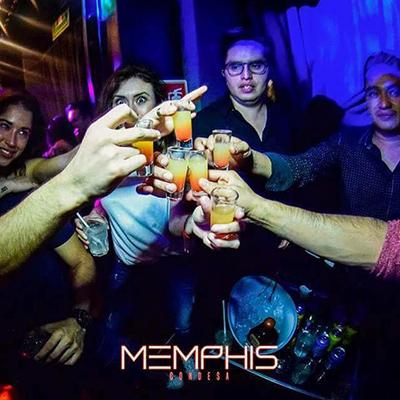 Memphis Condesa Antro Bar Condesa