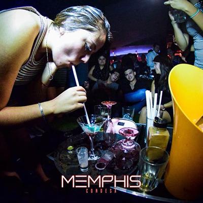 Memphis Condesa Antro