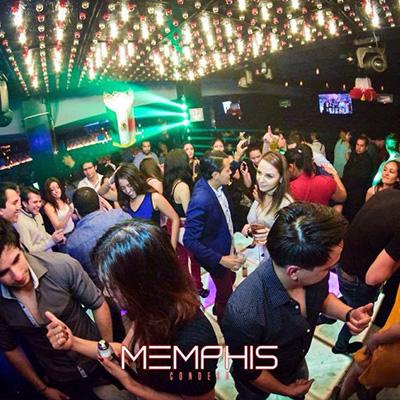 Memphis Condesa Reservaciones
