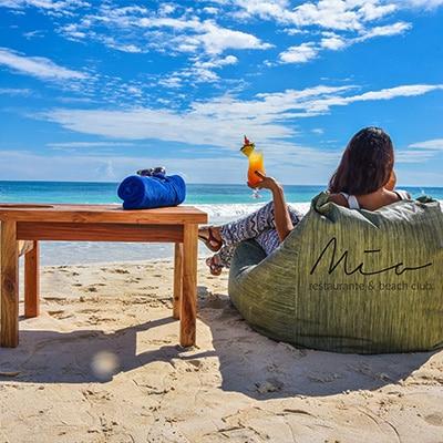 Mía Restaurante & Beach Club Reservaciones