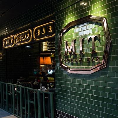 MIT Steak Bar Restaurante Condesa