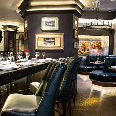 MIT Steak Bar Restaurante Reservas