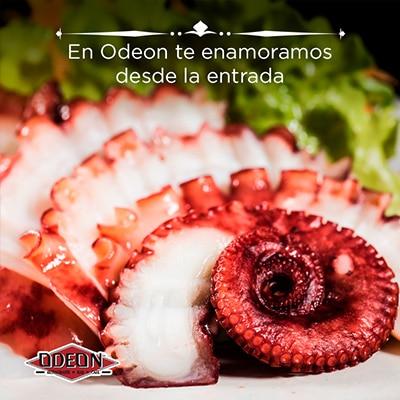 Odeon Palmas Restaurante Reservaciones