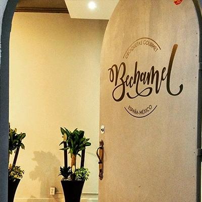 Restaurante Bechamel reservandonos