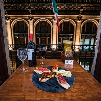 Restaurante Bechamel Restaurante Bar Centro Histórico