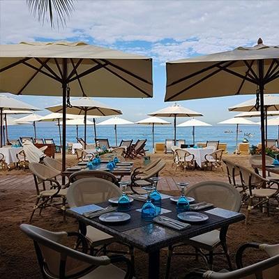 Restaurante El Dorado Puerto Vallarta reservandonos App Reservaciones