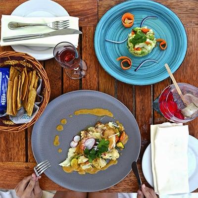 Restaurante El Dorado Puerto Vallarta reservandonos App