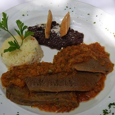 Restaurante La Habichuela Centro Restaurante
