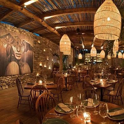 Restaurante Rosa Negra Tulum Reservas