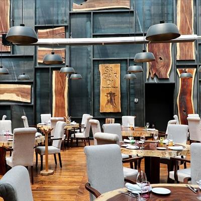 Restaurante Sagardi Polanco Reservas reservandonos App