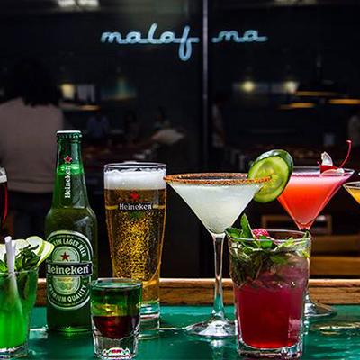 Salón Malafama Bar Condesa