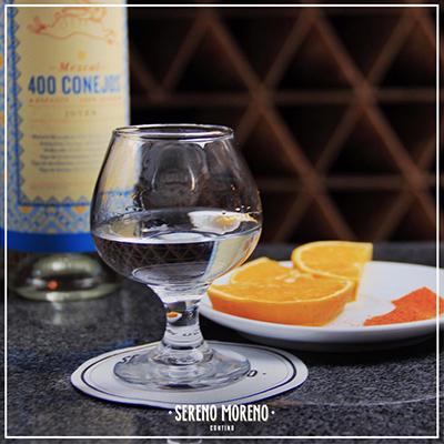 Sereno Moreno Bar CDMX