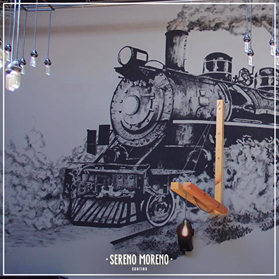 Sereno Moreno Cantina raetaurante Bar