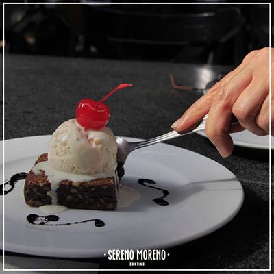 Sereno Moreno Restaurante CDMX