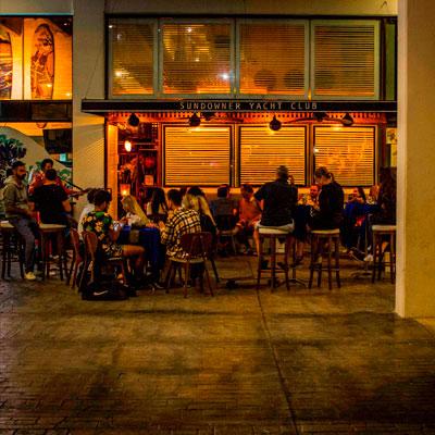 sundowner restaurante reservandonos