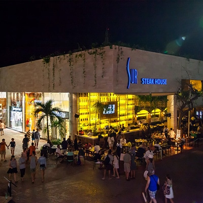 Sur Steak House Playa del Carmen Reservas reservandonos App
