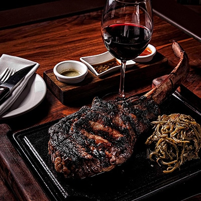 Sur Steak House Playa del Carmen Restaurante Bar reservandonos App