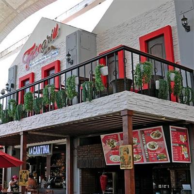Taco Grill Cancún Reservas