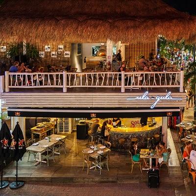 Ula Gula Playa del Carmen Restaurante Bar Reservas