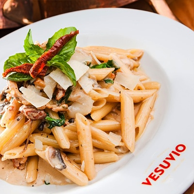 Vesuvio Pedregal Restaurante Italiano
