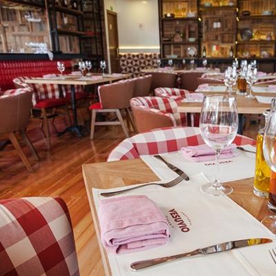 Vesuvio Pedregal Restaurante Pizzería Bar Reservas
