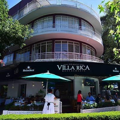 Villa Rica Polanco Reservaciones