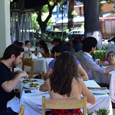 Villa Rica Polanco Restaurante Reservas