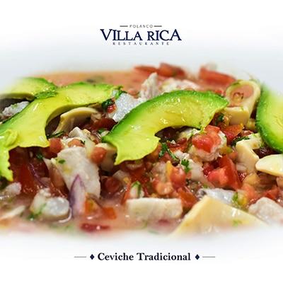 Villa Rica Polanco Restaurante