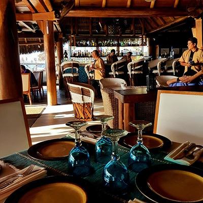 Vista Grill Puerto Vallarta Restaurante Bar