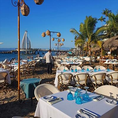 Vista Grill Puerto Vallarta Restaurante Reservas