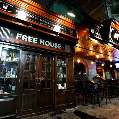 Wallace Condesa Bar CDMX