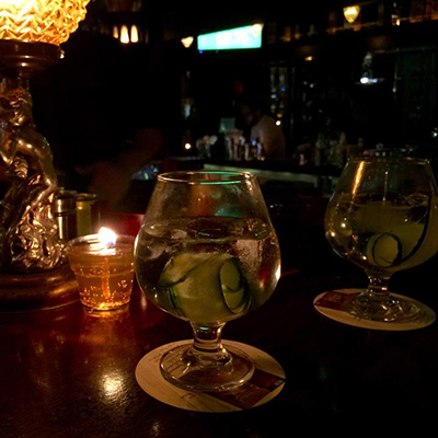 Wallace Condesa Bar Reservas