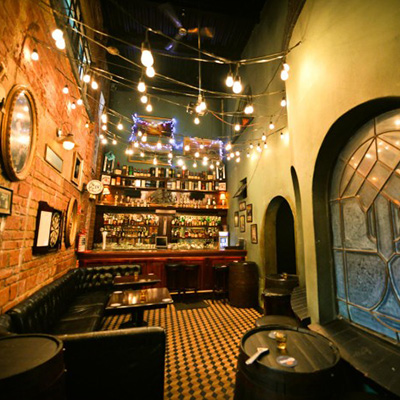 Wallace Condesa Bar Restaurante CDMX