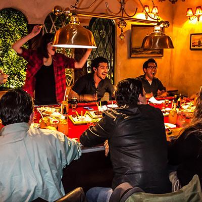 Wallace Condesa Bar Restaurante