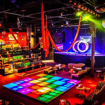 Zircus Random Club Antro Bar