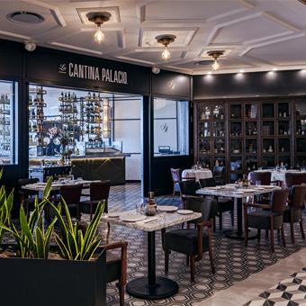 Cantina palacio restaurante bar reservandonos 6